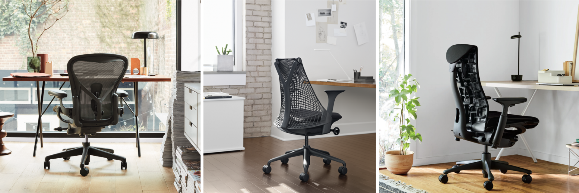Performance Office Chairs from Herman Miller