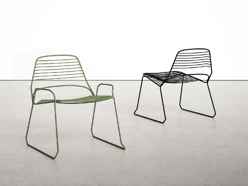Jak Lounger by Tait, Jak Lounge chair designed by Justin Hutchinson, Jak by Tait