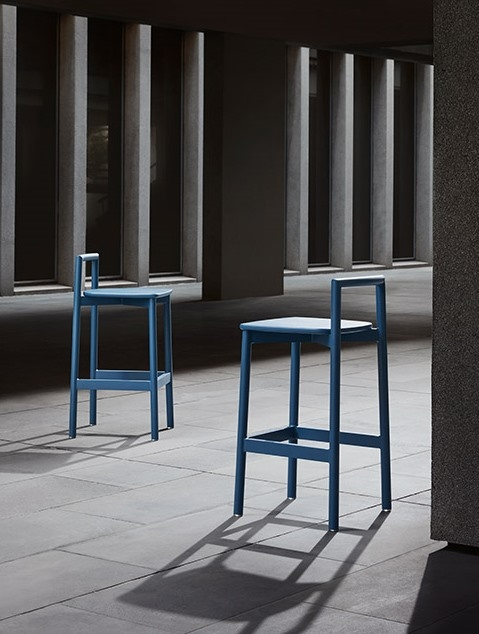 Fable outdoor collection designed by Ross Didier, Fable Outside by Didier, Fable Aluminium version