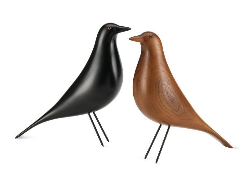 Eames House Bird designed by Charles and Ray Eames