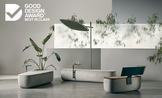 Scape - awarded Good Design Award / Best in Class 2020
