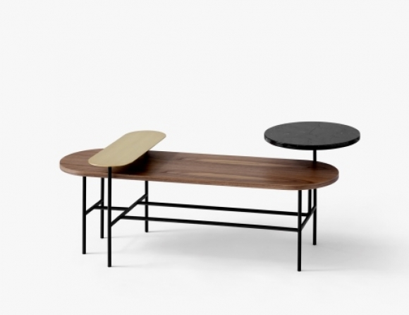 Palette Table designed by Jaime Hayon for &Tradition, Jaime Hayon Palette Coffee Table for &Tradition