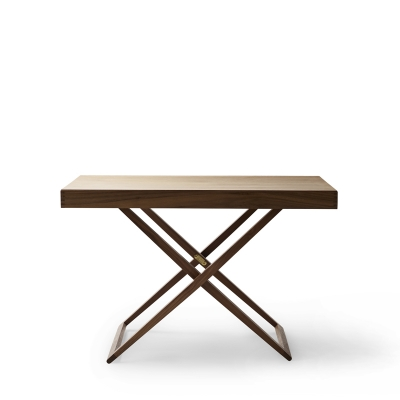 MK98860 Folding Table, MK98860 Folding Table Designed by Mogens Koch