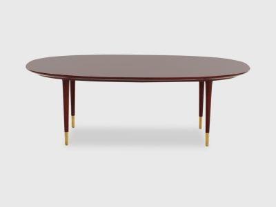 Lunar Coffe Table, Lunar collection table, Stellar works lunar coffee table