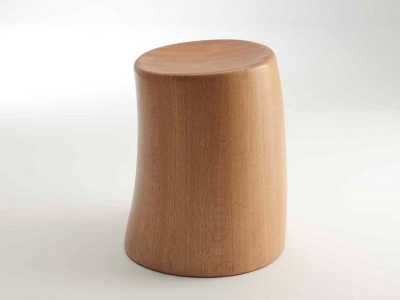 Elfin stool designed by Ross Didier.