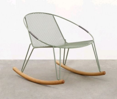 Tait outdoor rocker designed by adam goodrum, Rocking chair by Tait, Rocking chair by Adam Goodrum