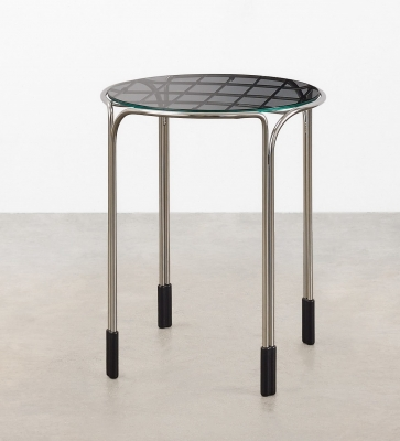 Tidal side table designed by Trent Jansen, Side table Tidal collection by Tait