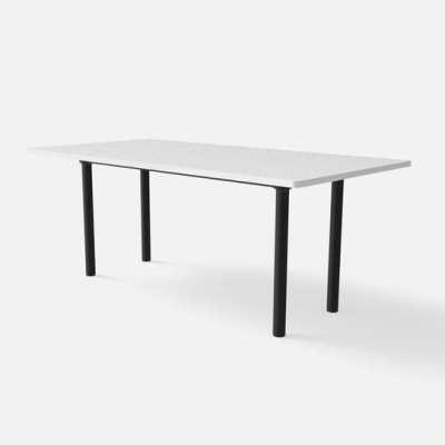 Chameleon dining table designed by Adam Goodrum, NAU Chameleon Dining Table, NAU Chameleon Table on 4 legs