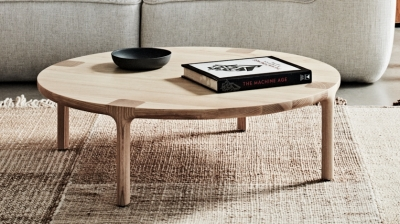 Molloy coffee table designed by Adam Goodrum for NAU, NAU Molloy coffee table Round