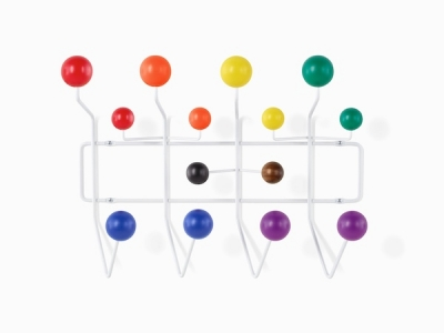Eames Hang-It-All coat rack Pride version, Pride Hang-It-All by Herman Miller, Herman Miller Eames Hang-It-All LGBTQ