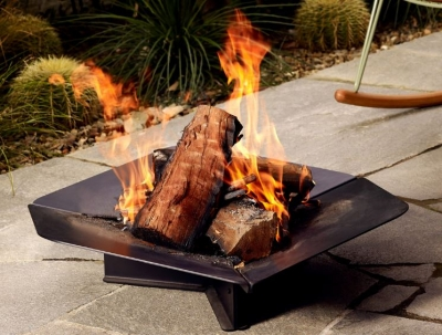 Element Fire Pit by Tait
