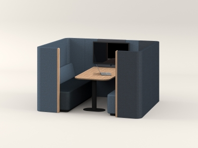 Bloc by Caon System Modular, Commercial modular furniture, Caon modular system